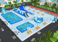 Alliance Customize Portable Water Slide Customized Water Plan Business